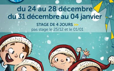 Stages Noël et Nouvel An